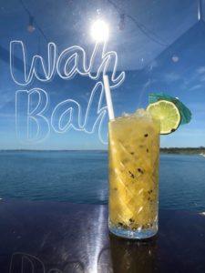 Bao and Cocktail Match at Wah Bah Geelong